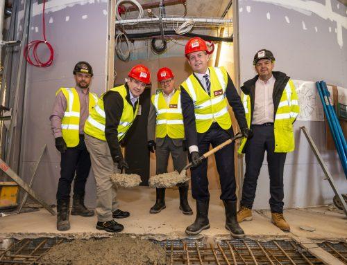 Hotel Indigo Manchester Victoria nears completion
