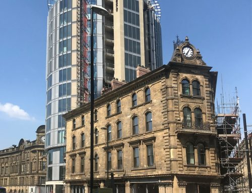 Manchester hotel unwrapped ahead of autumn launch